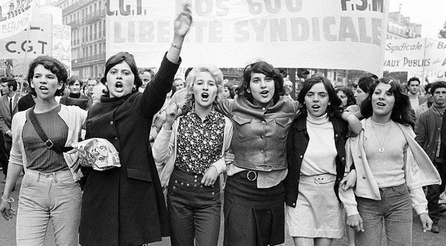 «50 χρόνια από το Μάη του '68» στην Τεχνόπολη