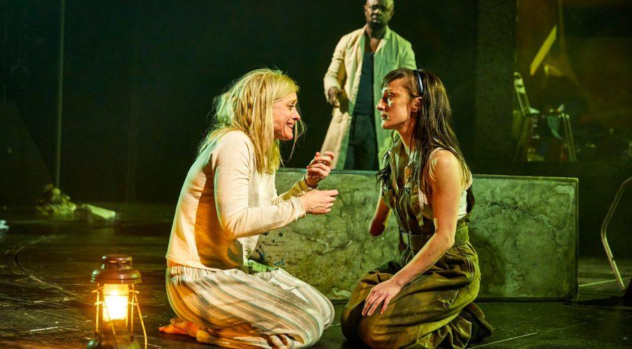 «Μάκβεθ» του Σαίξπηρ από το Οlivier Theatre του Λονδίνου στο Μέγαρο Μουσικής Αθηνών