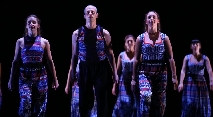 """The Thread"": Η διεθνής πρωτοποριακή παραγωγή χορού στο Αρχαίο Θέατρο Επιδαύρου Αρχαίο Θέατρο Επιδαύρου"