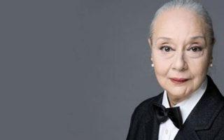 Έφυγε από τη ζωή η ηθοποιός Μάγια Λυμπεροπούλου